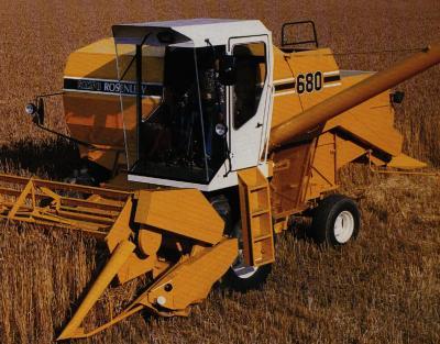 LS-FIN - Suomen suurin Farming Simulator-yhteisö • katso viestiketjua - Sampo rosenlew 680 V3 [MP]