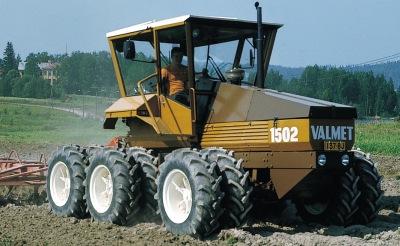 Valmet traktorit käytetyt