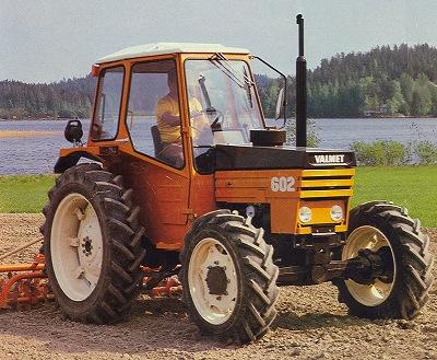 Traktorin paino