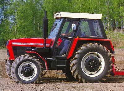Zetor 8111-16145 (1984-87)