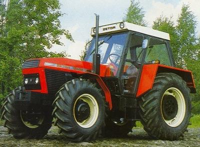 ... -90) | Ciągniki rolnicze Zetor, traktory Zetor opis dane teczniczne
