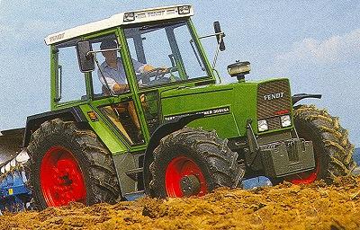 modell fendt 307lsa turbomatic