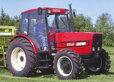 Zetor 8540-10540