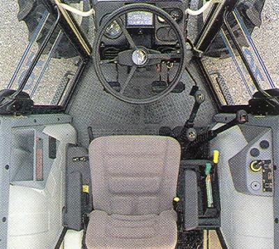 Lamborghini Traktoreiden Teknisi 228 Tietoja