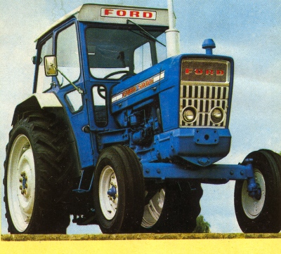 70Ford5000