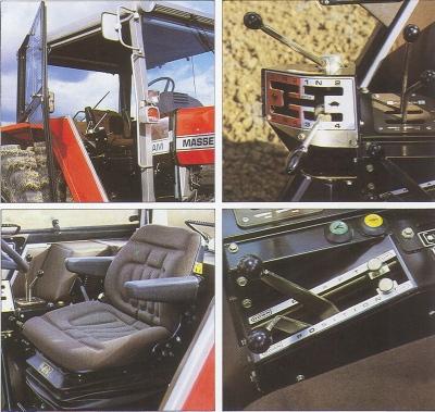 85MF2005ohjaamo