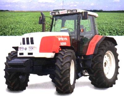 95Steyr9200