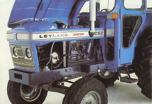 78Leyland262moottori