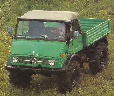 78Unimog900