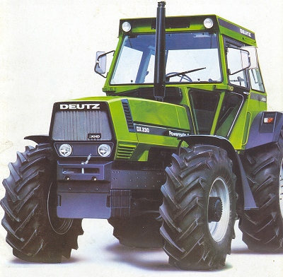 80DeutzDX230
