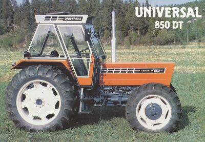 86Universal850